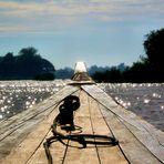 prua sul Mekong