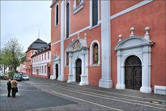 Prüm - An der Abtei
