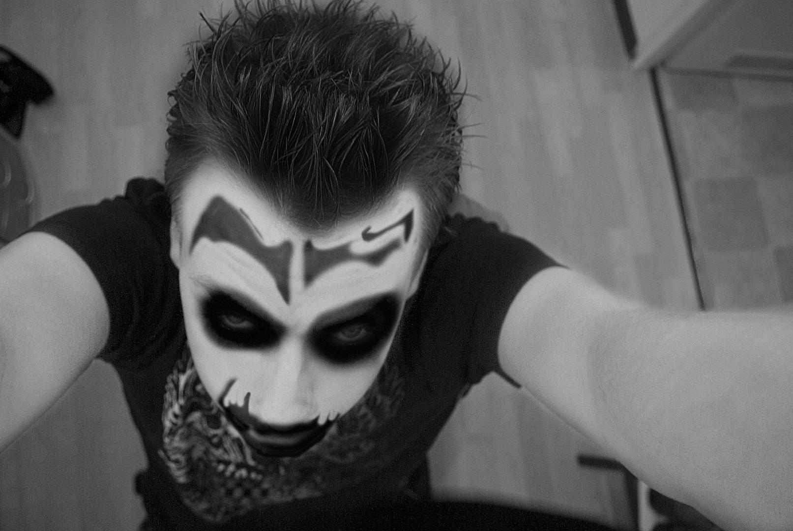 Psycho Clown Juggalo
