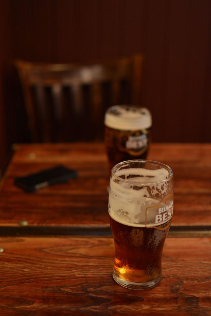 Pub, Bellhavens Best, Islay Foto & Bild | stillleben, essen ...