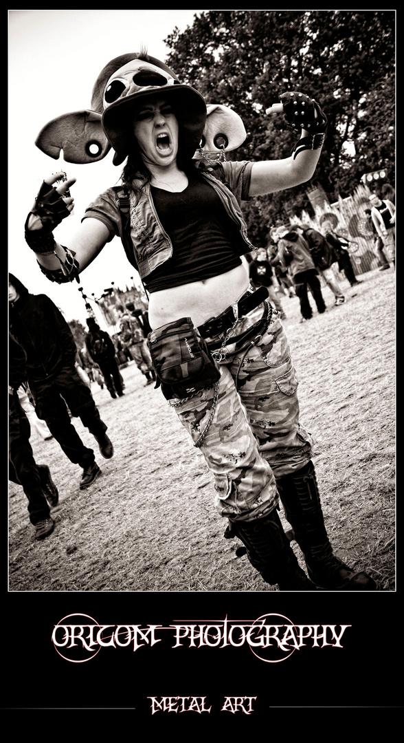 Public 2 - Hellfest 2010