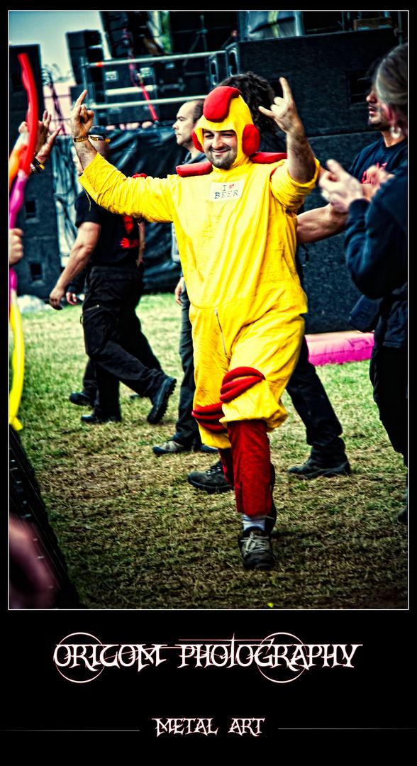 Public 3 - Hellfest 2010
