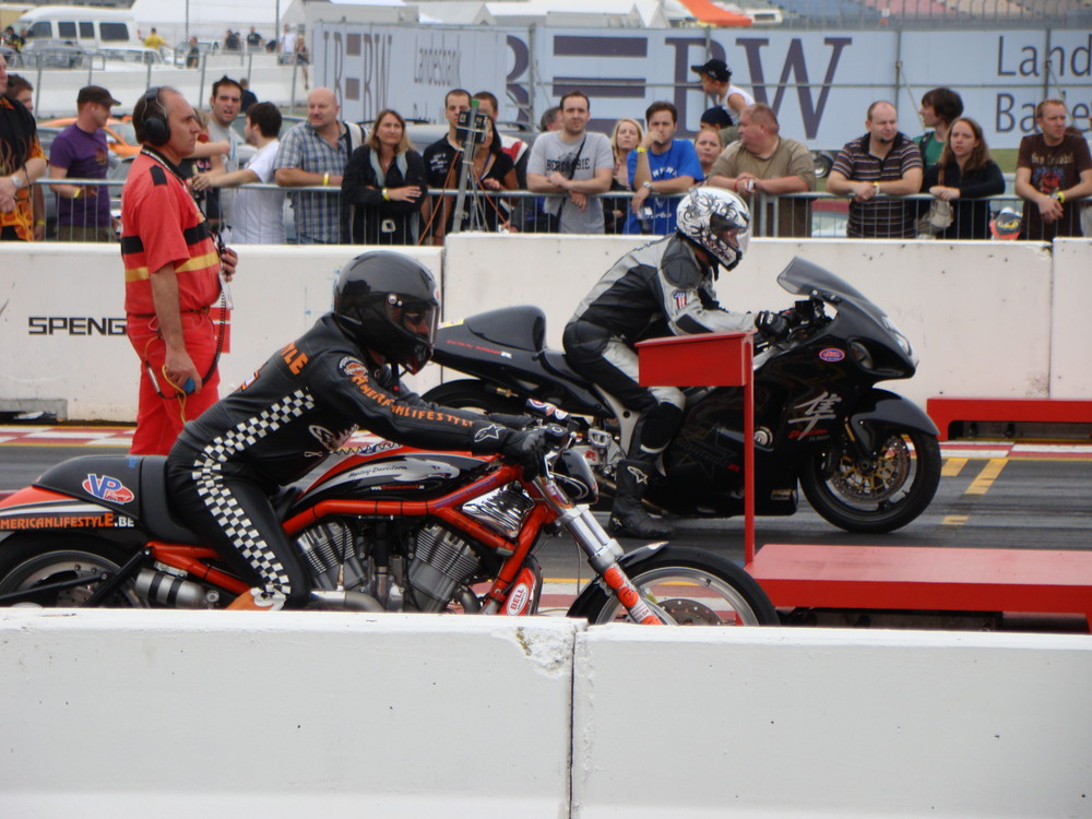 Public Race Day's Hockenheim 2009