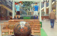 Publicviewing für Fussballverweigerer