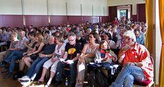 Publikum bei Julian & Roman Wasserfuhr