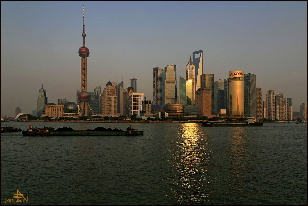 """"""" Pudong, classic """""""