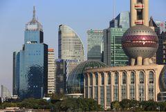 Pudong-Gebäude