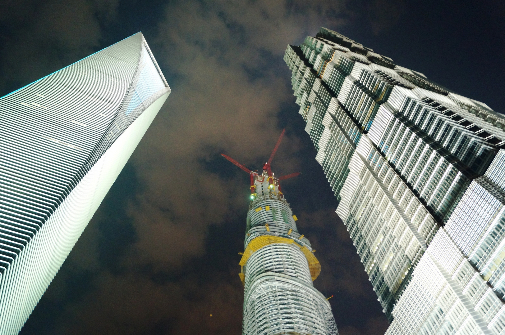 Pudong @night