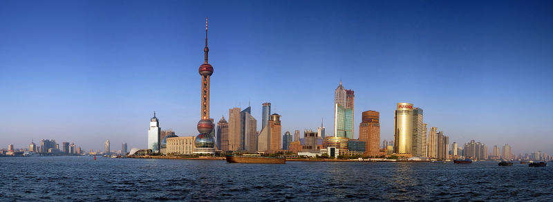Pudong-Shanhai