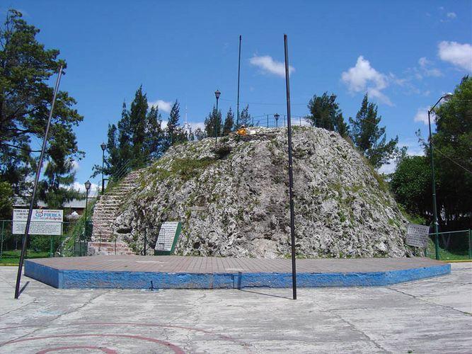 Puebla 35 - THE WORLD SMALLEST VULCANO !!!