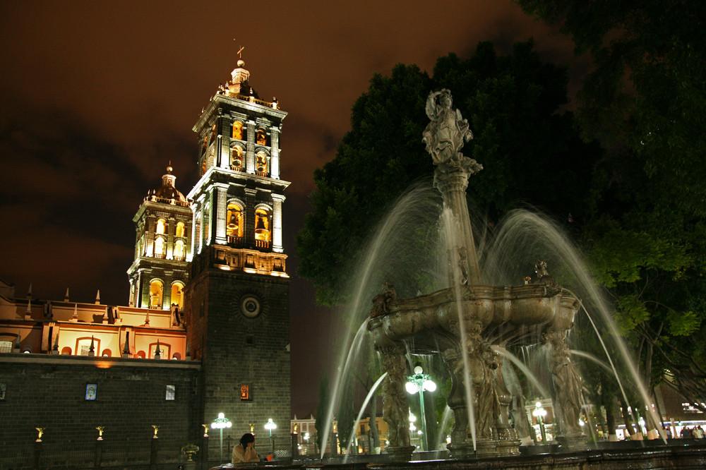 Puebla - eine der schönsten Städte Mexico's