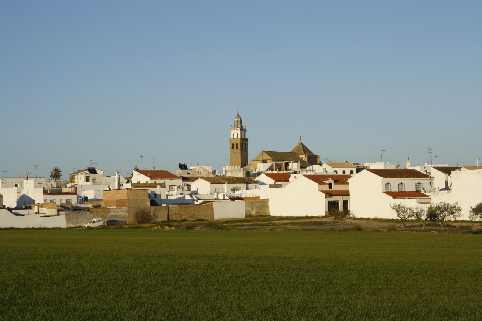 pueblo de Salteras
