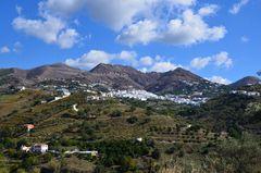 Pueblos Blancos Andalsiens
