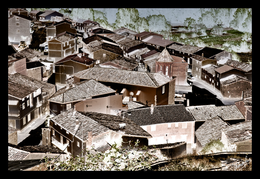Pueblos de Teruel.