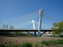 Puente con tirantes
