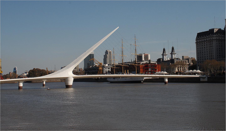 puente de la mujer-buenos aires