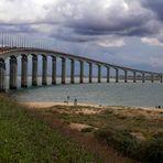 Puente de la Rochelle a Ile de Re