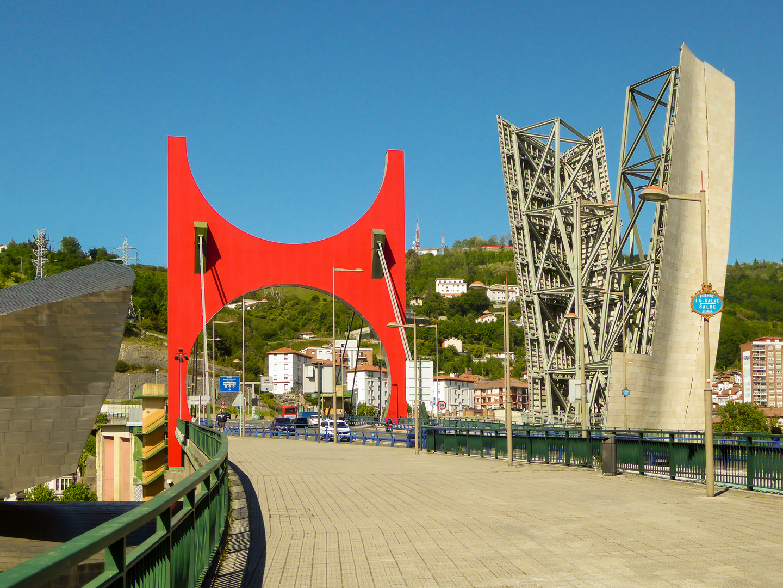 PUENTE DE LA SALVE - Brückenkunstwerk