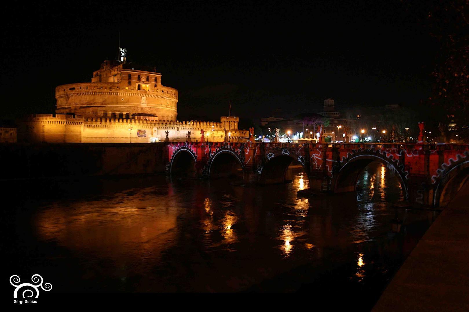 Puente de Sant Angelo ( Roma )