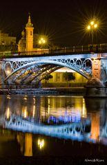 Puente de Triana a Toni Grimalt