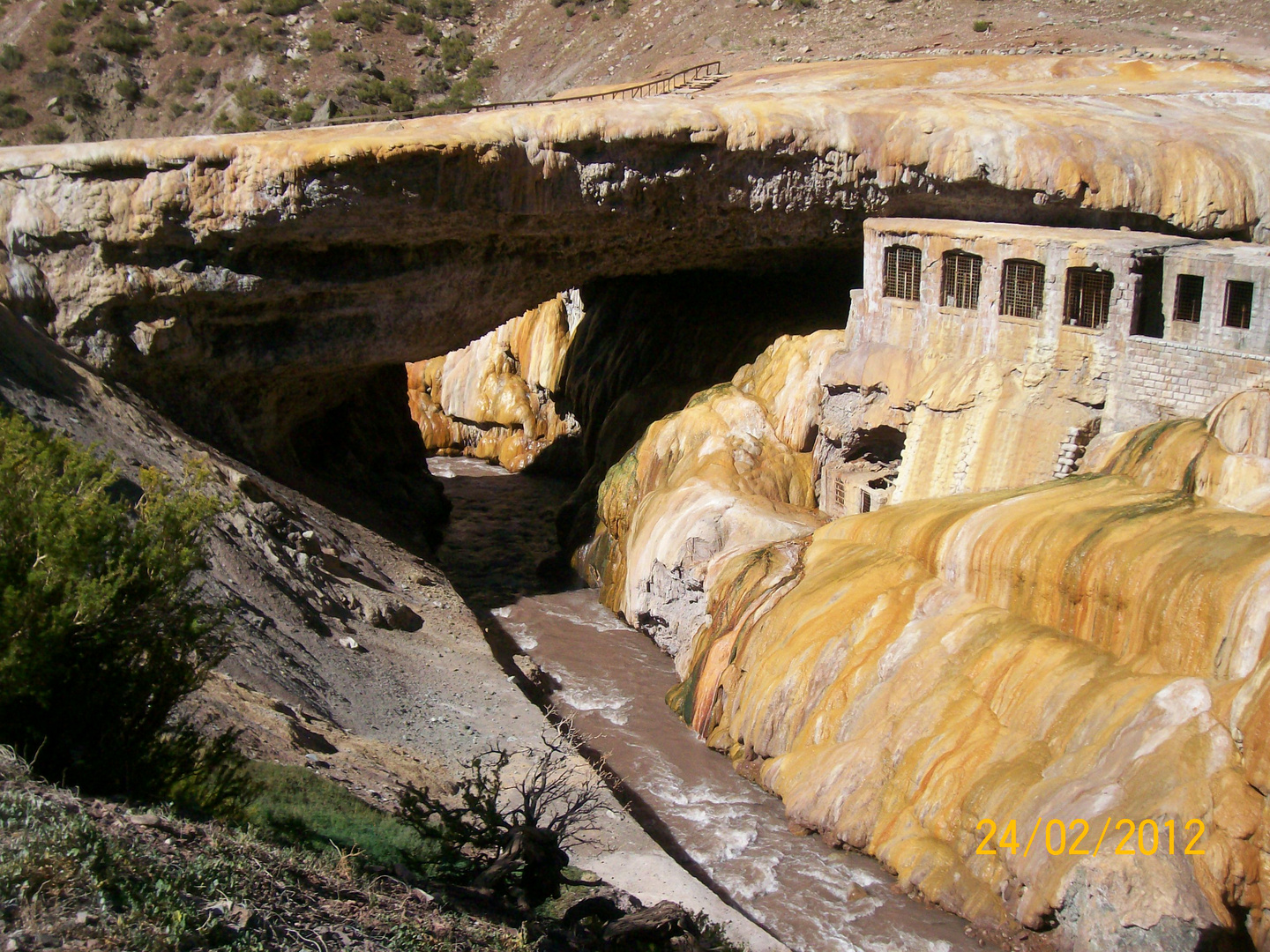 Puente del Inca Mendoza Argentina