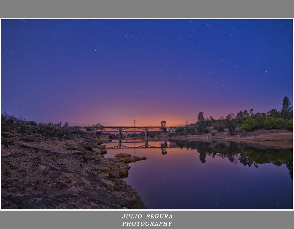 Puente Gadea (Nocturno)