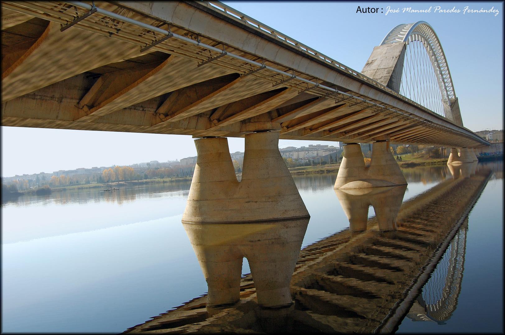 Puente Lusitania 1 Mérida (Badajoz)