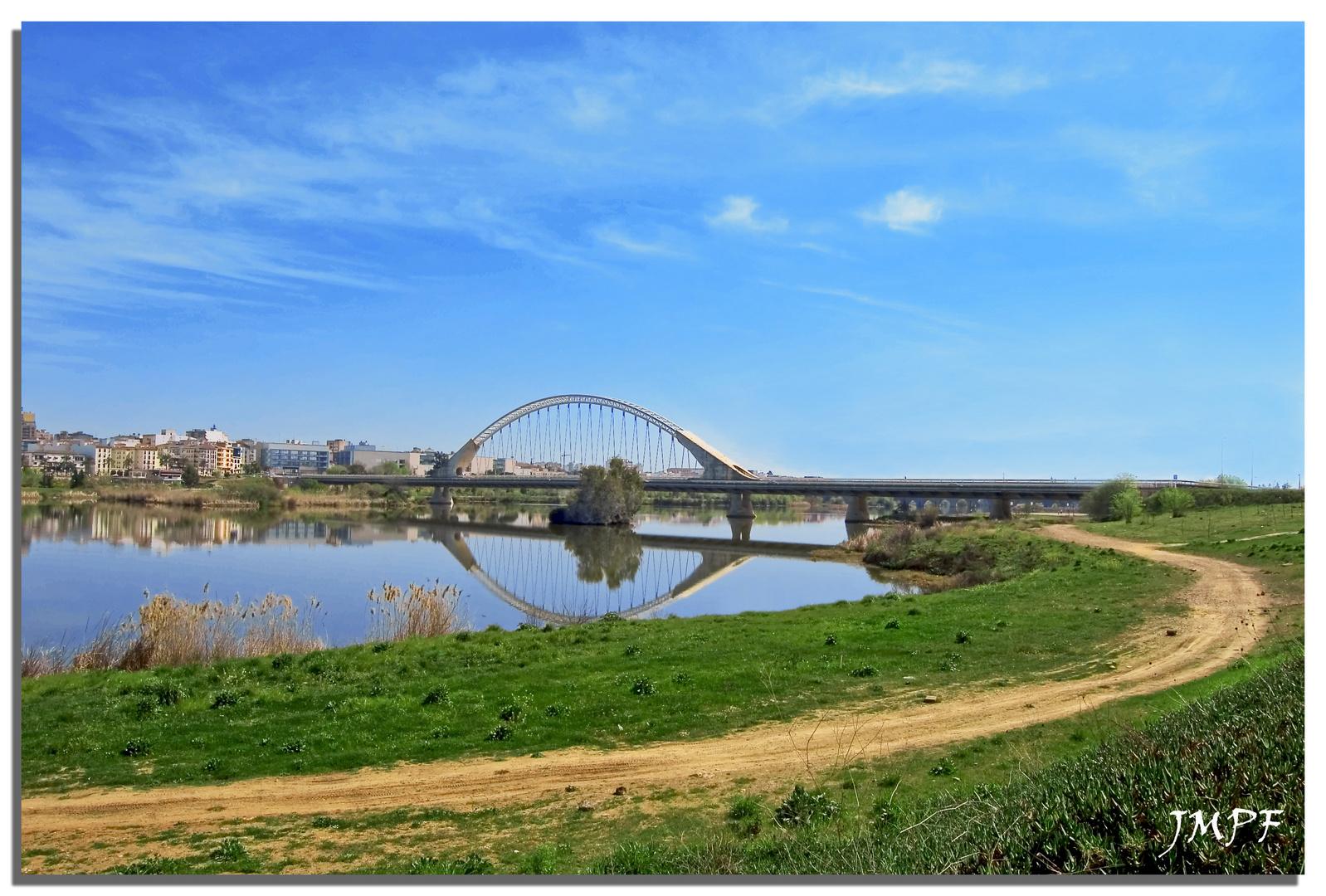 Puente Lusitania 3 Mérida (Badajoz)