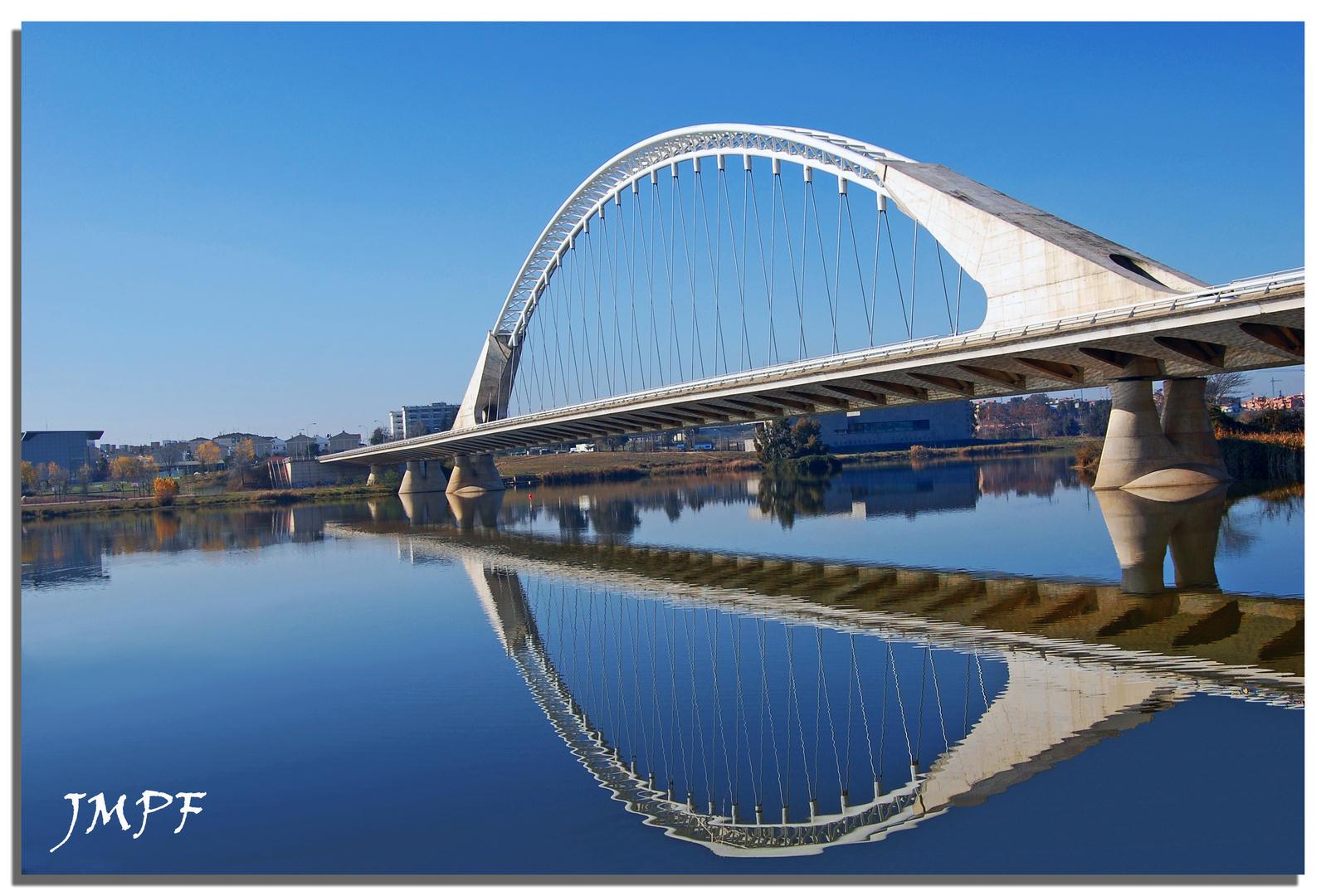Puente Lusitania 4 Mérida (Badajoz)