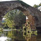 Puente medieval de Navia de Suarna