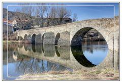 Puente Romano de Barco de Avila (HDR)