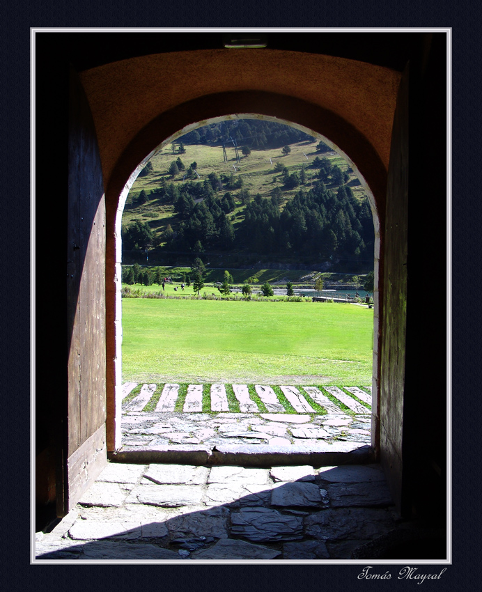 Puerta Abierta a la Natura