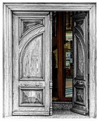 Puerta ayuntamiento Denia