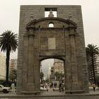 Puerta de entrada... Ciudad Vieja