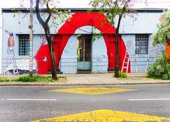 Puerta de Flamenco