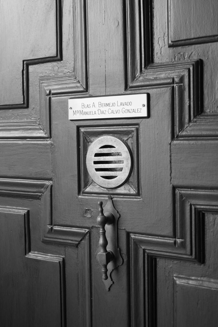 puerta de otros tiempos