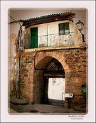Puerta del Cristo, Betanzos
