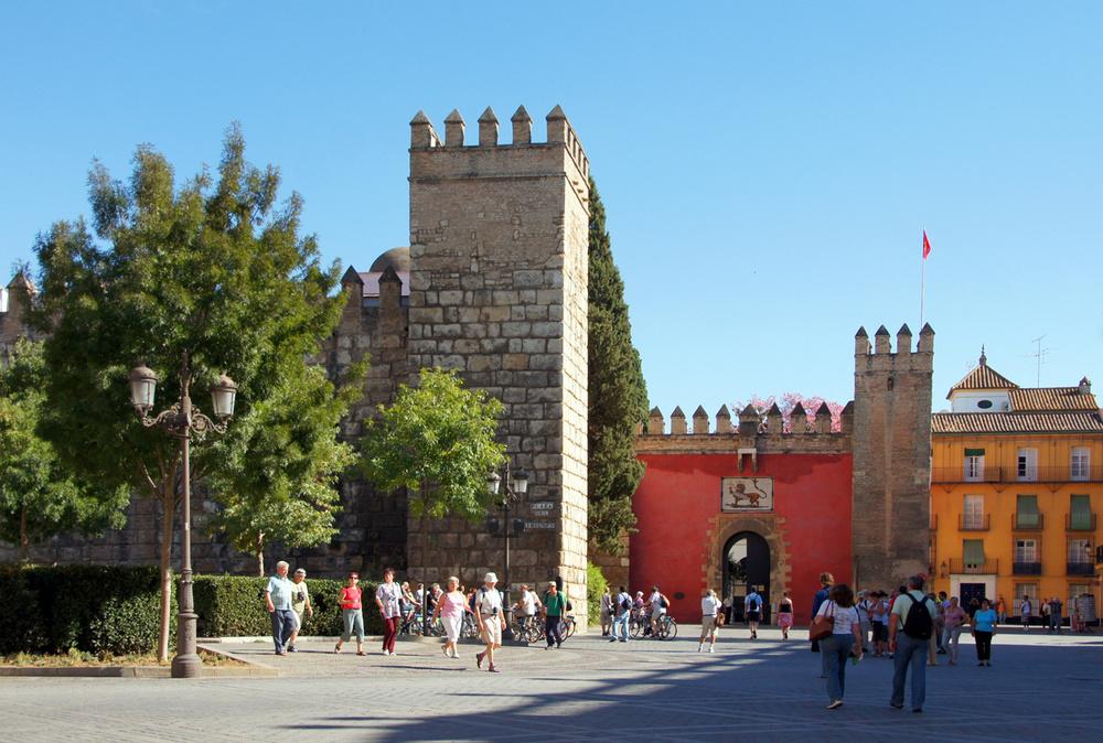 ..Puerta del León..