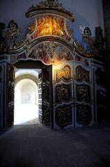 Puerta Monasterio de Yuso