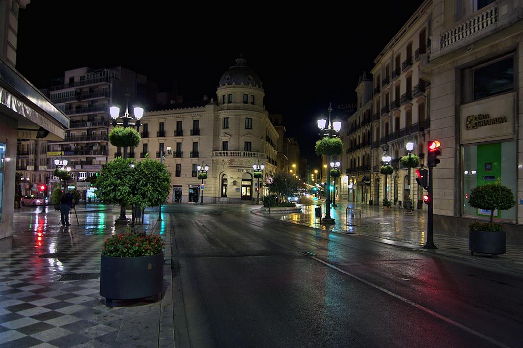 Puerta Real de España