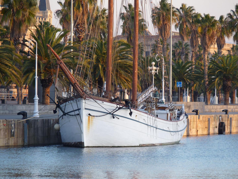 Puerto de Barcelona.18 diciembre 2009.