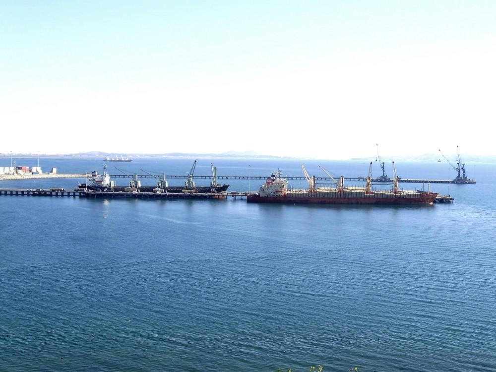 Puerto de Lirquén