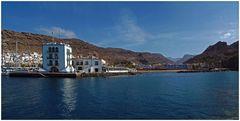 Puerto de Mogan ...