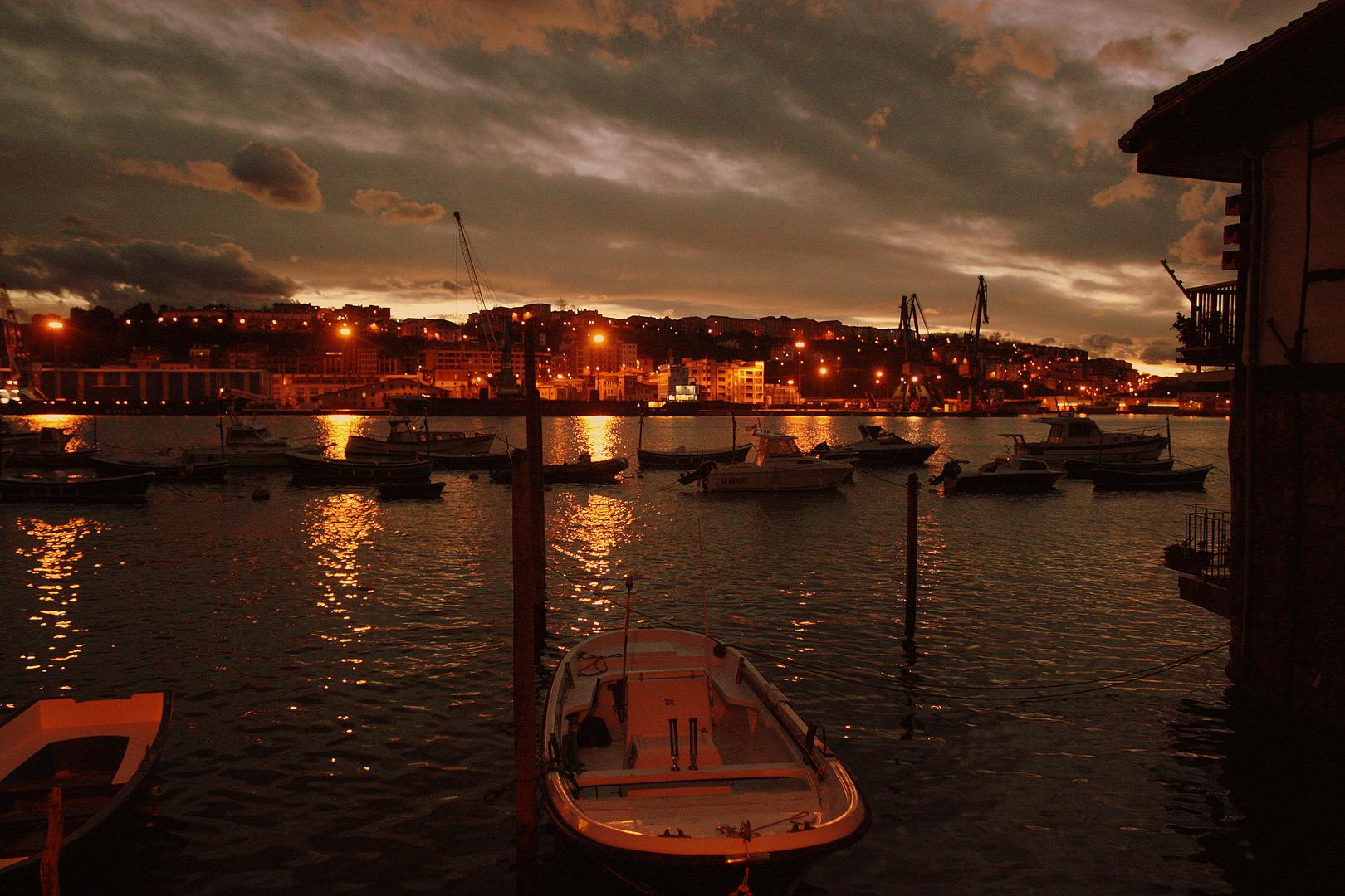 Puerto de Pasaia-Donibane