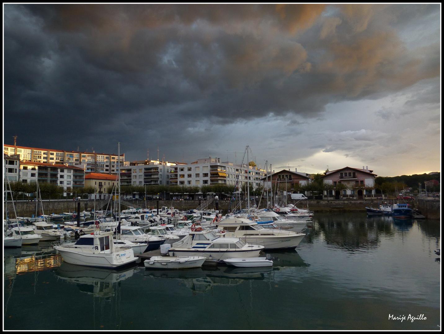 Puerto de Plentzia