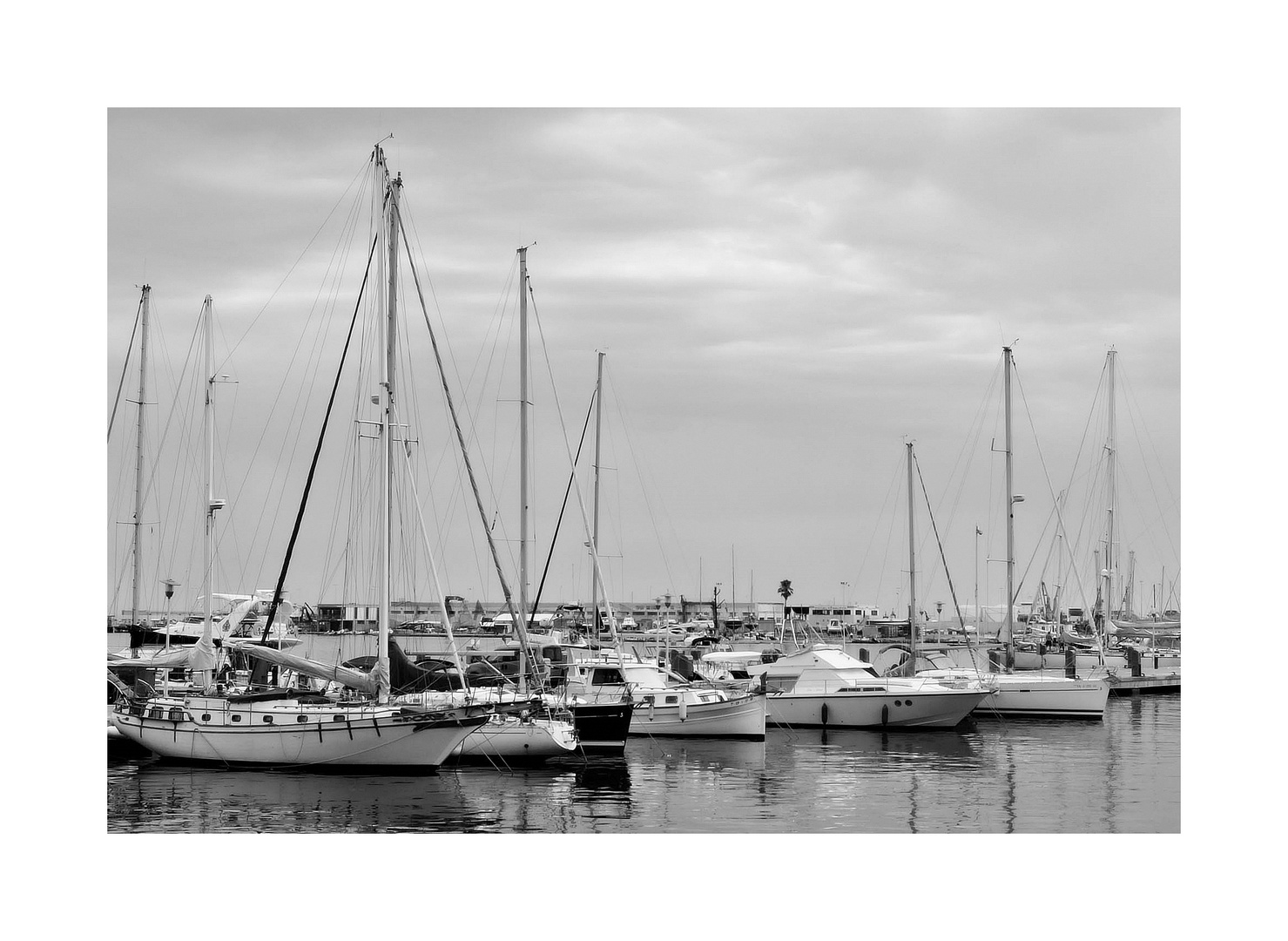 Puerto Deportivo I