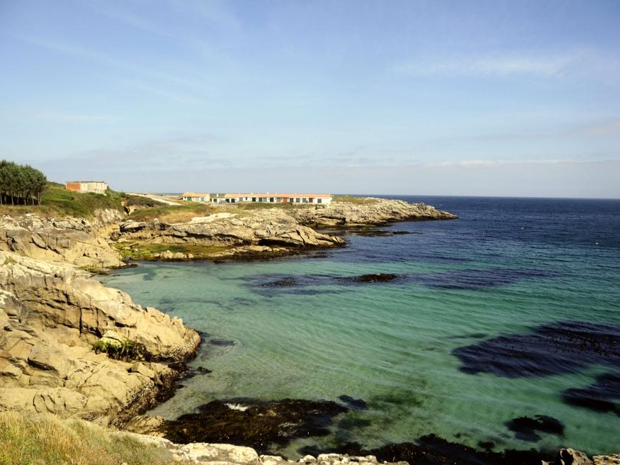 Puerto pesquero de Santa Mariña
