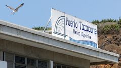 Puerto Tazacorte - Marina Deportiva