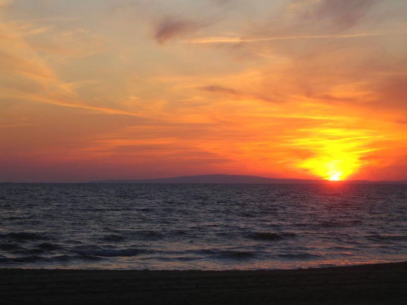 Puesta del Sol [Sonnenuntergang]