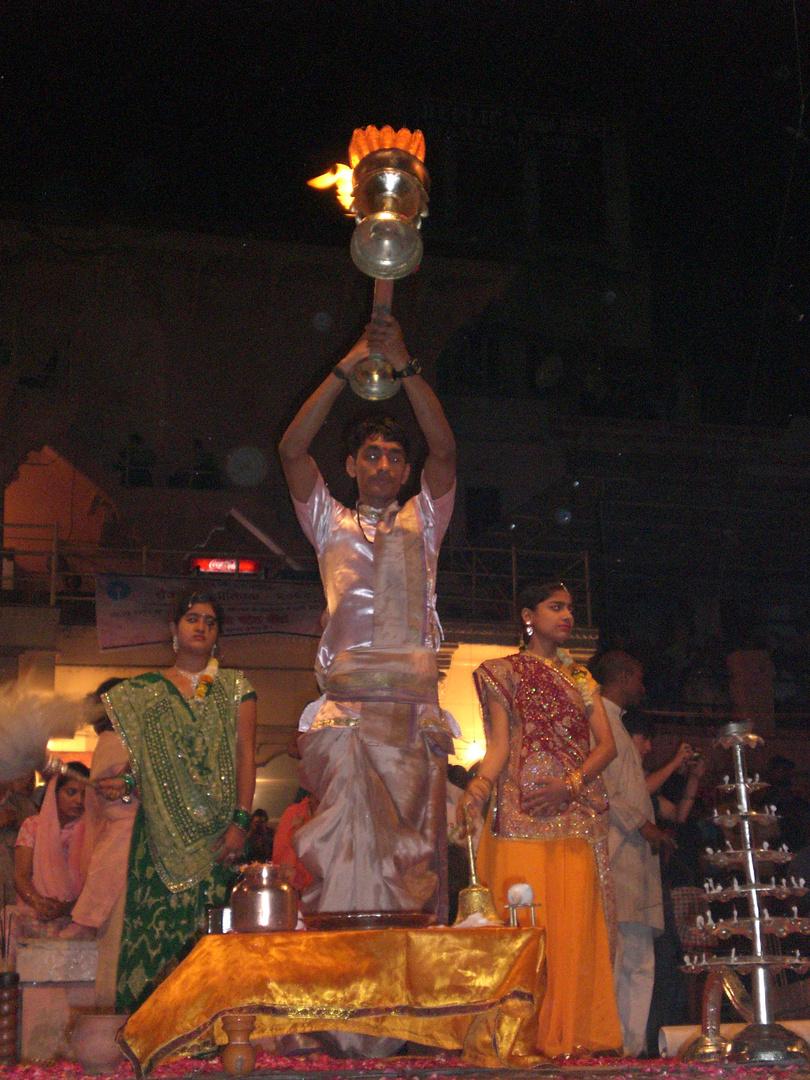 Puja am Ganges